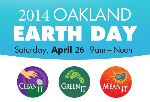 2014 Oakland Earth Day